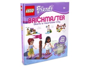 LEGO Friends Brickmaster LBM101  Skarb w Heartlake City