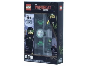 LEGO Ninjago Movie 8021100  Zegarek Lloyd