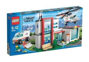 LEGO CITY 4429  Centrum ratunkowe