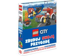 Książki Lego City Sklep Internetowy Planetaklockowpl