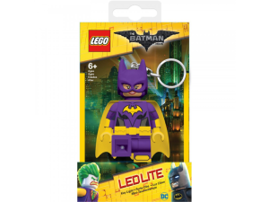 LEGO Batman Movie KE104  Brelok latarka Batgirl