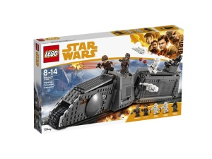 LEGO Star Wars 75217  Imperialny transporter Conveyex