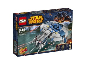LEGO STAR WARS 75042  Droid Gunship™