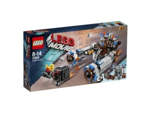 LEGO MOVIE 70806  Zamkowa kawaleria