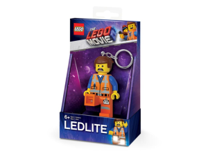 LEGO Movie 2 KE145  Brelok latarka LED Emmet