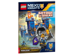 LEGO Nexo Knights LND801  Gotowi do walki!