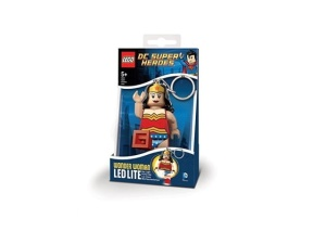 Brelok latarka LEGO Super Heroes KE70  LED Wonder Woman