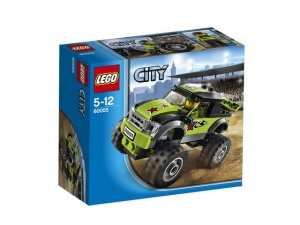LEGO CITY 60055  Monster truck
