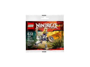 LEGO Ninjago Polybag 30291  Anacondrai Battle Mech