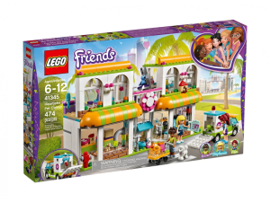 LEGO Friends 41345  Centrum zoologiczne w Heartlake