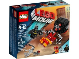 LEGO Movie 70817  Batman i Zła Kicia