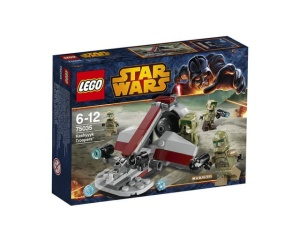 LEGO STAR WARS 75035  Kashyyyk™ Troopers™