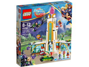 LEGO DC Super Hero Girls 41232  Szkoła Superbohaterek
