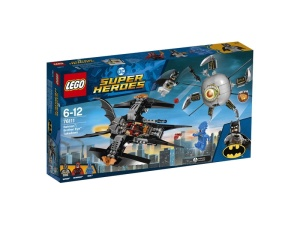 LEGO 76111 Super Heroes Batman: pojedynek z Broth