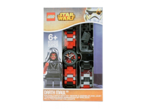 LEGO Star Wars 8020332  Zegarek Darth Maul