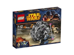 LEGO STAR WARS 75040  General Grievous Wheel Bike™