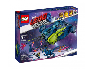 LEGO Movie 70835  Rexplorer Rexa!
