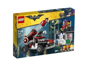 LEGO Batman Movie 70921  Armata Harley Quinn™