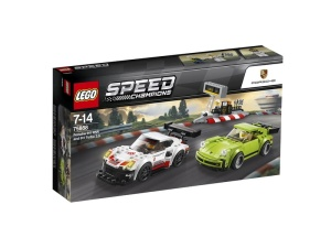 LEGO Speed Champions 75888  Porsche 911 RSR and 911 Turbo 3.0