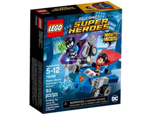 LEGO Super Heroes 76068  Mighty Micros: Superman kontra Bizarro