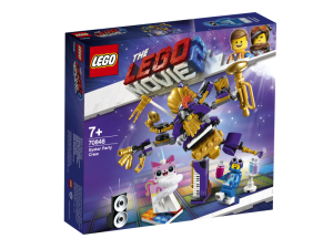 LEGO Movie 70848  Imprezowa ekipa z Siostar