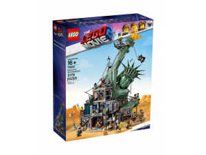 LEGO Movie 70840  Witajcie w Apokalipsburgu!