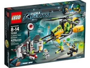 LEGO Ultra Agents 70163  Sekretne laboratorium