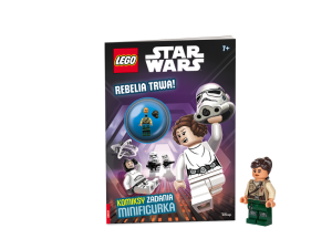 LEGO Star Wars LNC304  Rebelia Trwa!