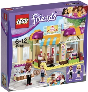 LEGO Friends 41006  Piekarnia