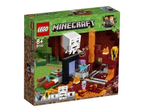 LEGO 21143 Minecraft Portal do Netheru