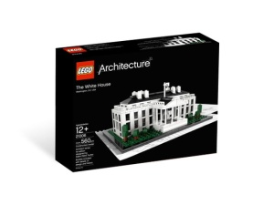 LEGO Architecture 21006  White House