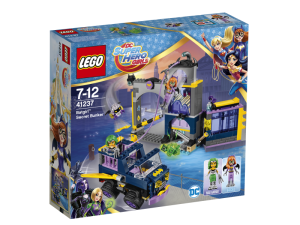 LEGO DC Super Hero Girls 41237  Tajny bunkier Batgirl