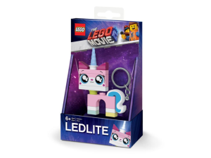 LEGO KE144 Movie 2 Brelok LED Unikitty