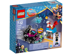 LEGO DC Super Hero Girls 41233  Lashina i jej pojazd