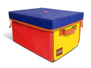 LEGO A1768XX  ZipBin 4000 Brick Toy Box