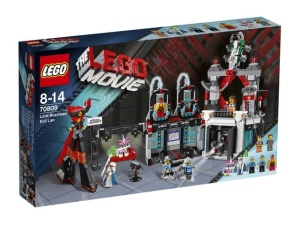 LEGO MOVIE 70809  Kryjówka Lorda Businessa