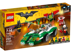 LEGO Batman Movie 70903  Wyścigówka Riddlera