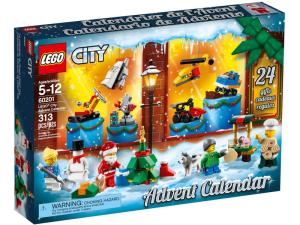 Lego Kalendarze Adwentowe 2018 Sklep Online Planeta Klocków