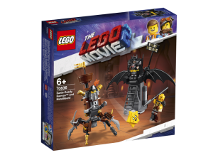 LEGO Movie 70836  Batman i Stalowobrody