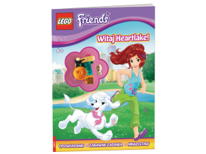 LEGO Friends LMJ107  Witaj Heartlake!
