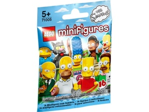 LEGO The Simpsons 71005  Minifigurki - Minifigures Series S