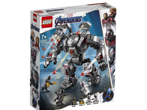 LEGO Super Heroes 76124  Pogromca War Machine