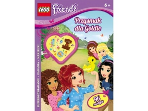 LEGO Friends LMJ102  Przysmak Goldie