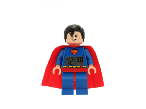 LEGO 9005701 Super Heroes Budzik Superman