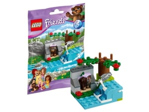 LEGO Friends 41046  Rzeka misia