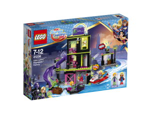 LEGO DC Super Hero Girls 41238  Fabryka Kryptomitu Leny Luthor