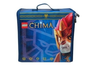 LEGO Chima A1632XX  ZipBin Battle Case
