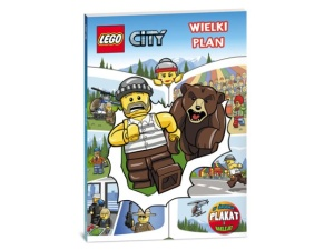 LEGO City LCO2  Wielki plan