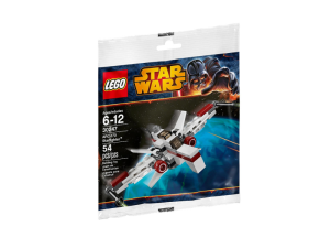 LEGO Star Wars Polybag 30247  ARC-170 Starfighter