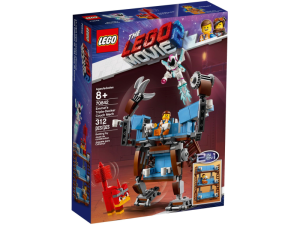 LEGO Movie 70842  Mechaniczna kanapa Emmeta